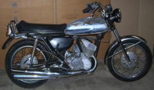 2 stroke, old, bike, motorcycle, custom